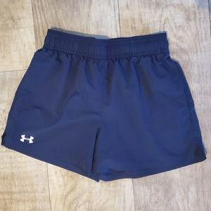 Dark Blue Under Armour Shorts